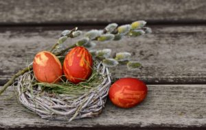Öffnungszeiten an Ostern