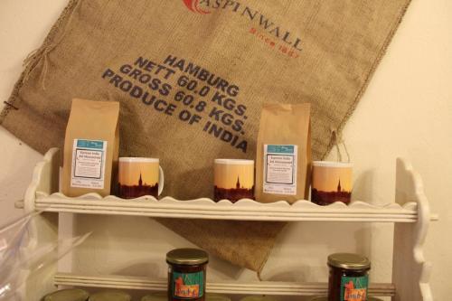 Kaffeeprodukte